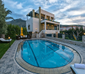 Amazing 6bedroom Villa with sea view, private pool and bbq